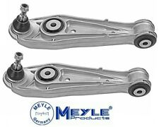 Pair Set Of 2 Rear Lower Control Arms & Ball Joint Assemblies Meyle for Porsche