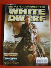 WHITE DWARF N°142 / WARHAMMER RUNES NAINES/ SDA ORIENTAUX / W40K BESTIAIRE BIZAR