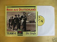 ROCK D'ALLEMAGNE OST TEAM 4 LA ROUTE LP NEUF (E9)
