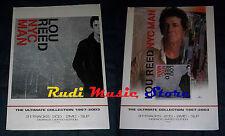 CARTONATO POSTER PROMO LOU REED NYC MAN 45 x 32 RARO no cd dvd lp mc
