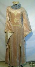 Gold Velvet w/ Brocade Inserts, Juliet Outfit - Small!