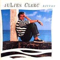 """Julien Clerc 7"""" Hélène - France (EX/EX)"""