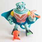 TMNT Teenage Mutant Ninja Turtles Vintage 1990 RAY FILLET Loose Complete