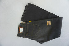 LEE Denver Jeans regular flare low waist  button fly Hose W29 L30 grau NEU #L1