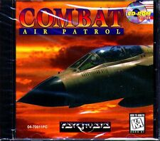 Combat Air Patrol (PC-CD, 1995) for DOS - NEW CD in SLEEVE