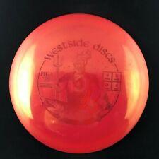 Westside Discs Tournament Ahti Driver Disc Golf Disc 175g