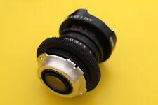 Vintage lens MC Peleng 2.8 17mm  PL mount Arri Red URSA Arriflex