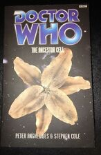 Dr Doctor Who The Ancestor Cell by Stephen Cole and Peter Anghelides BBC EDA #36