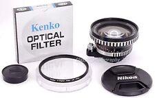 Carl ZEISS Jena DDR FLEKTOGON 4/20mm Ultra-Wide-Angle EXAKTA + DIGITAL  fit Lens
