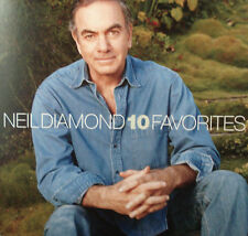 Neil Diamond ‎– 10 Favorites (Format: CD, Compilation,  Country: USA & Canada)