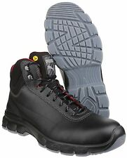 Puma Pioneer Mid Safety Steel Toe Cap Mens Water Resistant Work Boots UK6-12 55226fef2