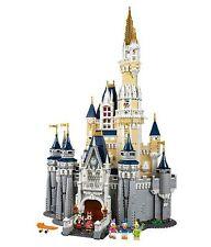 NIB Lego Disney World Cinderella Castle 71040 - Mickey Minnie Goofy - IN STOCK!