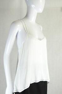 Ladakh Singlet White L by Reluv Clothing