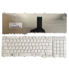 US/English keyboard FOR toshiba Satellite C650 C650D L650 C670 L750 L750D