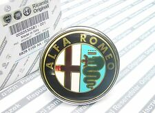 100% GENUINE ALFA ROMEO GIULIETTA  New Rear Boot Badge Trunk Emblem 50530581