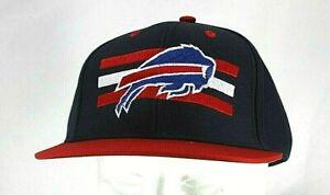 Buffalo Bills Blue Red Black NFL Reebok Baseball Cap Snapback