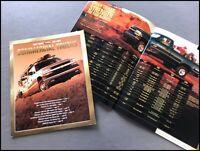 2001 Chevrolet Truck 30-page Sales Brochure Catalog - Silverado S-10 1500 2500