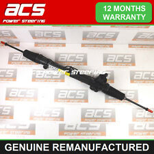 FORD FIESTA MK4 POWER STEERING RACK 1995 TO 2002 - GENUINE RECONDITIONED