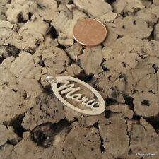 * Marie * Namensanhänger in 925er Silber, Namenskette, Anhänger, NEU