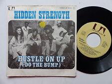 HIDDEN STRENGTH Hustle on up   UP 36085