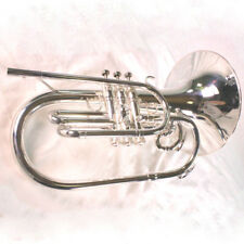 King Model 1121SP 'Ultimate' Professional Marching Mellophone MINT CONDITION