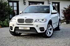 BMW X5 E70 Böser Blick Scheinwerferblenden Set Scheinwerfer Blenden Eyebrows