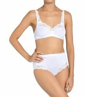 Sloggi Romance SI Soft Non-Wired Bra White (0003) 40A CS