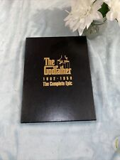 The Godfather, 1902-1959 - The Complete Epic (Vhs, 1990, 3-Tape Set)