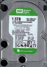 Western Digital WD15EADS-00P8B0 1.5TB DCM: HHRNHT2MH WMAVU