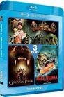 Blu Ray trio succès Horreur 2 Disc 3 films NEUF