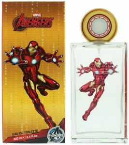 Marvel Avengers Iron Man Eau de Toilette 100ml Spray For Children