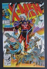 MARVEL COMICS X-MEN Vol. 2 #2 MAGNETO TRIUMPHANT NOV 1991 NM