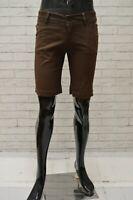 Bermuda ELLESSE Uomo Taglia Size 42 Pantaloncino Shorts Pantalone Pants Man Slim