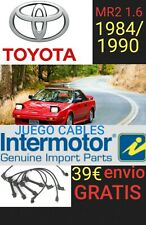 CABLES BUJIAS INTERMOTOR TOYOTA MR2