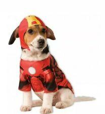 Rubies Iron Man Marvel Dog Pet Halloween Costume Sizes S-XL