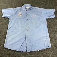 MINI COOPER  Patch Uniform Mechanic WORK SHIRT Car Auto racing Petroliana