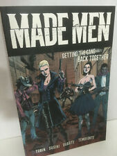 Made Men: Getting the Gang Back Together by Paul Tobin 2018 SIGNED