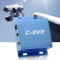 Mini C-DVR Video/Audio Motion Detection TF Card Recorder For IP CameraKG