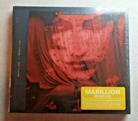 MARILLION - BRAVE LIVE (LTD EDITION 605/5000) CD ROCKET RECORDS GERMANY SEALED