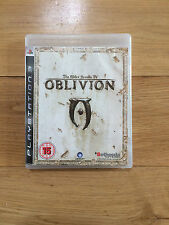 The Elder Scrolls IV: Oblivion for PS3 *Manual Included No Map*