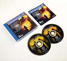 ALONE IN THE DARK -- SEGA Dreamcast | game . spiel . 2001 - TOP !