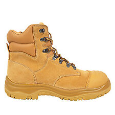 NEW Spendless Mens Harvest Olympus Workwear Work Boot Safety Steel Cap