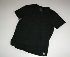 LUCKY BRAND Los Angeles Mens Black V-NECK T-SHIRT L LARGE
