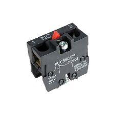 XEN-L1121 Telemecanique Style Contact Block 1 NC