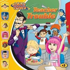 Teacher Trouble (Lazytown)