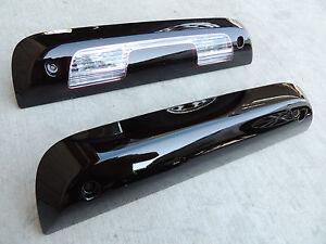 14-18 Silverado Sierra Smoked Third brake light Black OEM CUSTOM Tinted non led