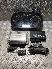 VW Golf ECU SET KIT 06A906032FK 1C959799B 2.0 GTI 8V Petrol AZJ 1997 TO 2005