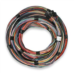 Holley EFI 558-126 Unterminated 15' Flying Lead Main Harness J1A J1B Connectors