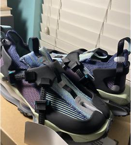 Nike ISPA Road Warrior Clear Jade CW9410-400 BLACK ((NO SOCKS)