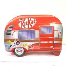 Nestle KITKAT empty Home Car Tin Box Limited Edition